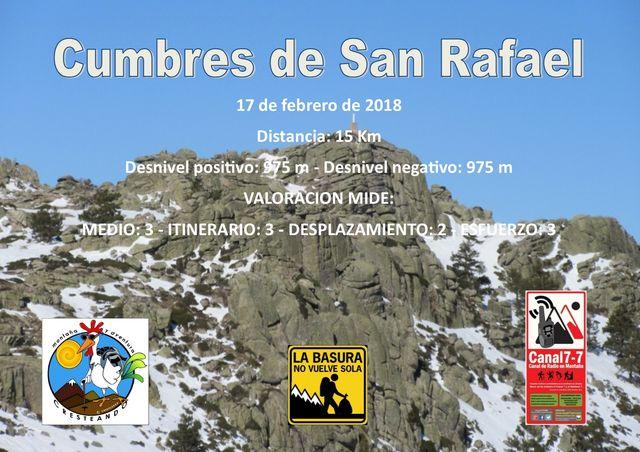Cumbres de San Rafael