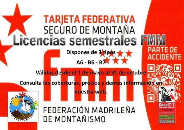 licencias semestrales