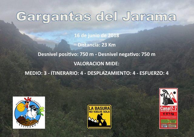 Gargantas del Jarama