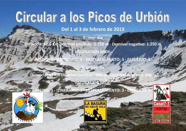 Circular a los Picos de Urbión