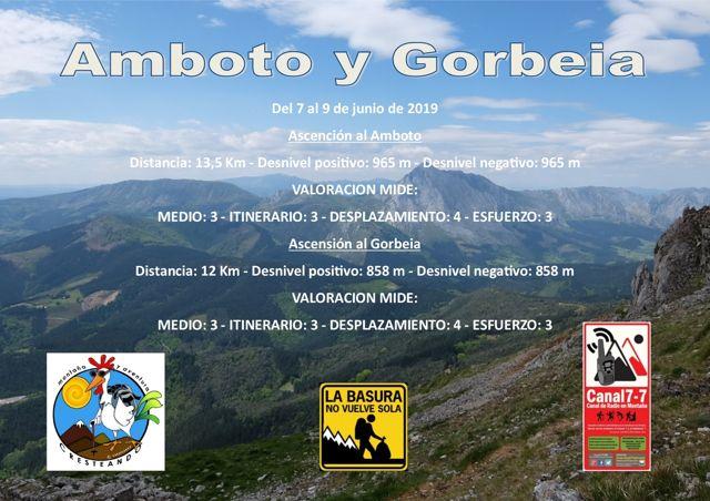 Amboto y Gorbeia