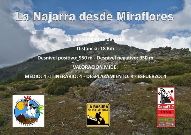 La Najarra desde Miraflores