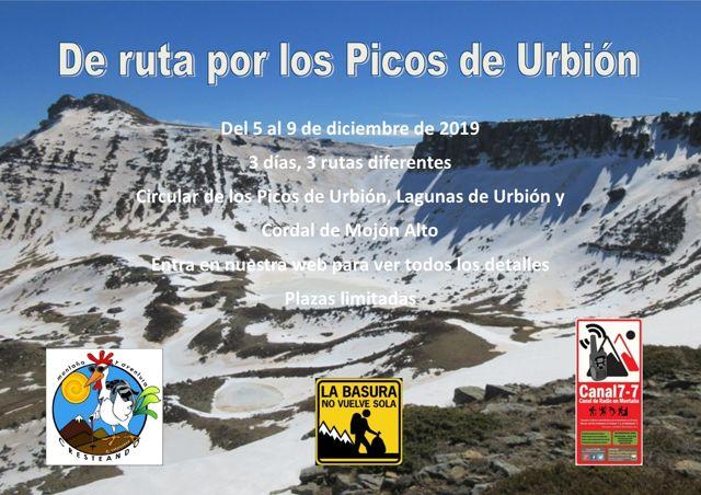 De ruta por los Picos de Urbión
