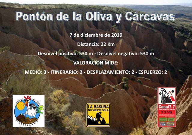 Pontón de la Oliva y Cárcavas